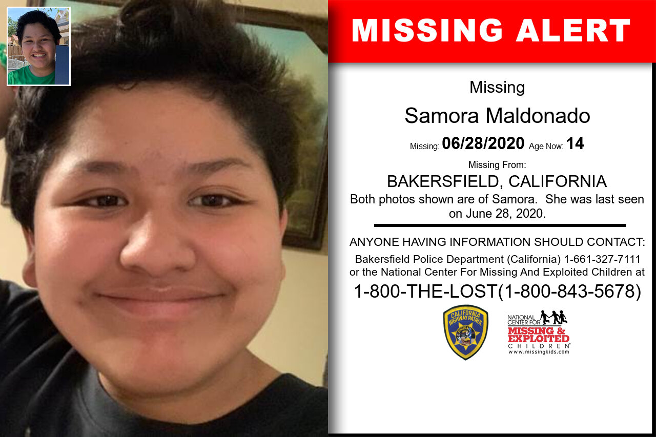 Samora_Maldonado missing in California
