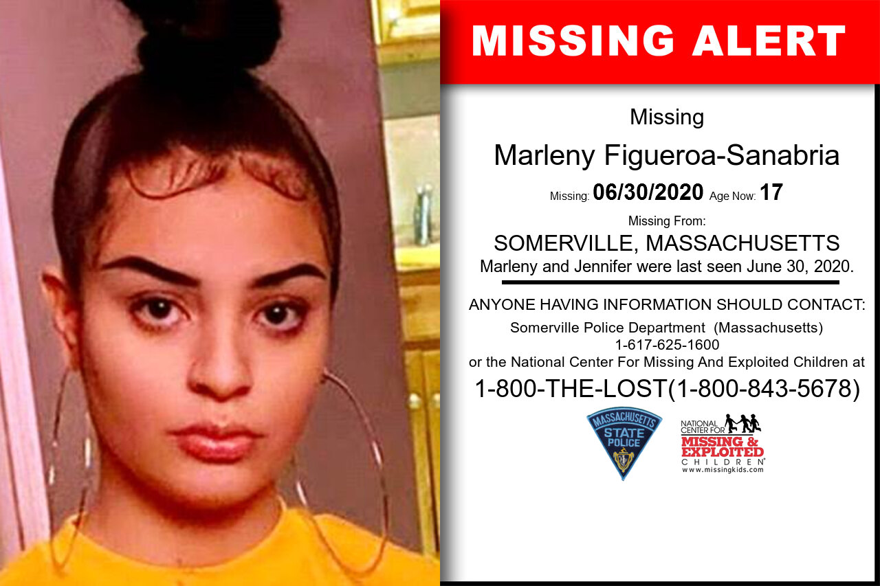 MARLENY_FIGUEROA-SANABRIA missing in Massachusetts