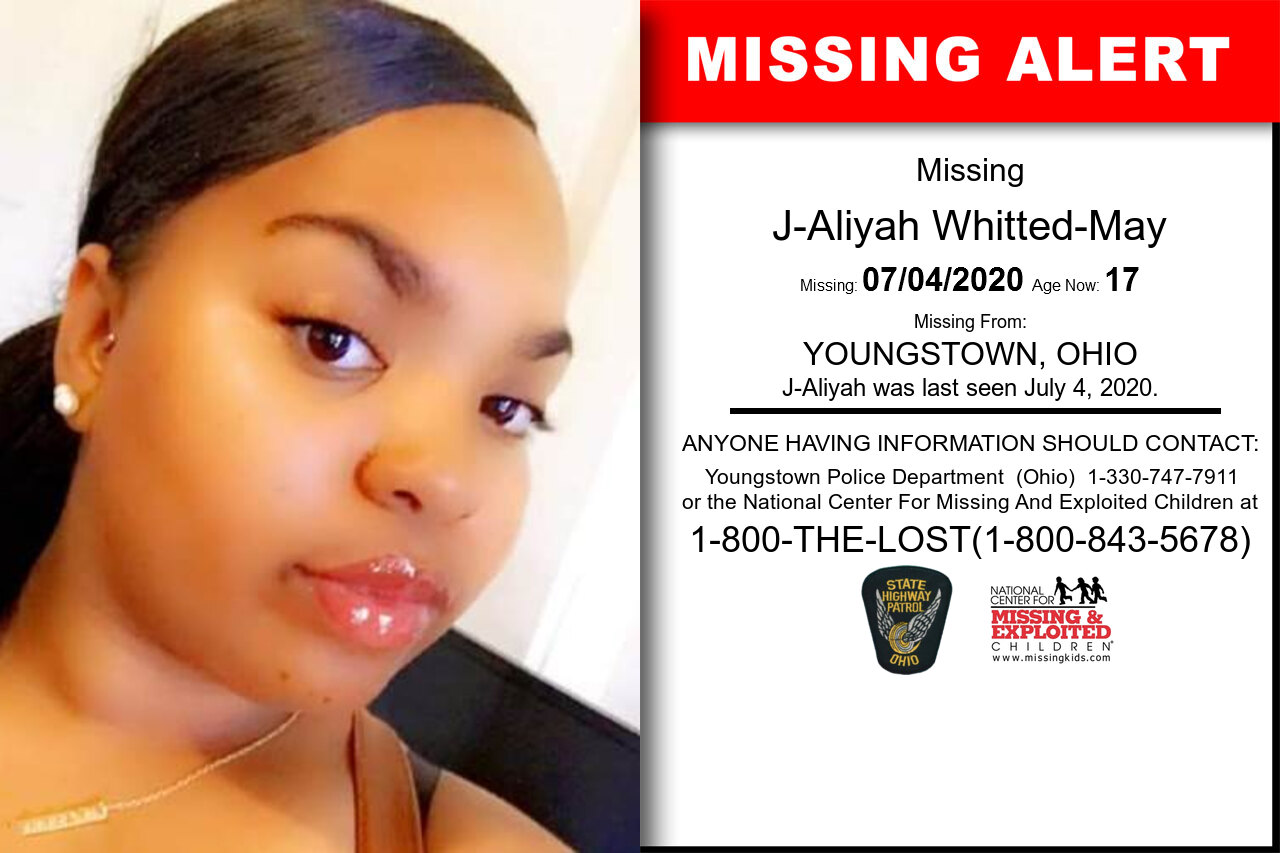 J-Aliyah_Whitted-May missing in Ohio