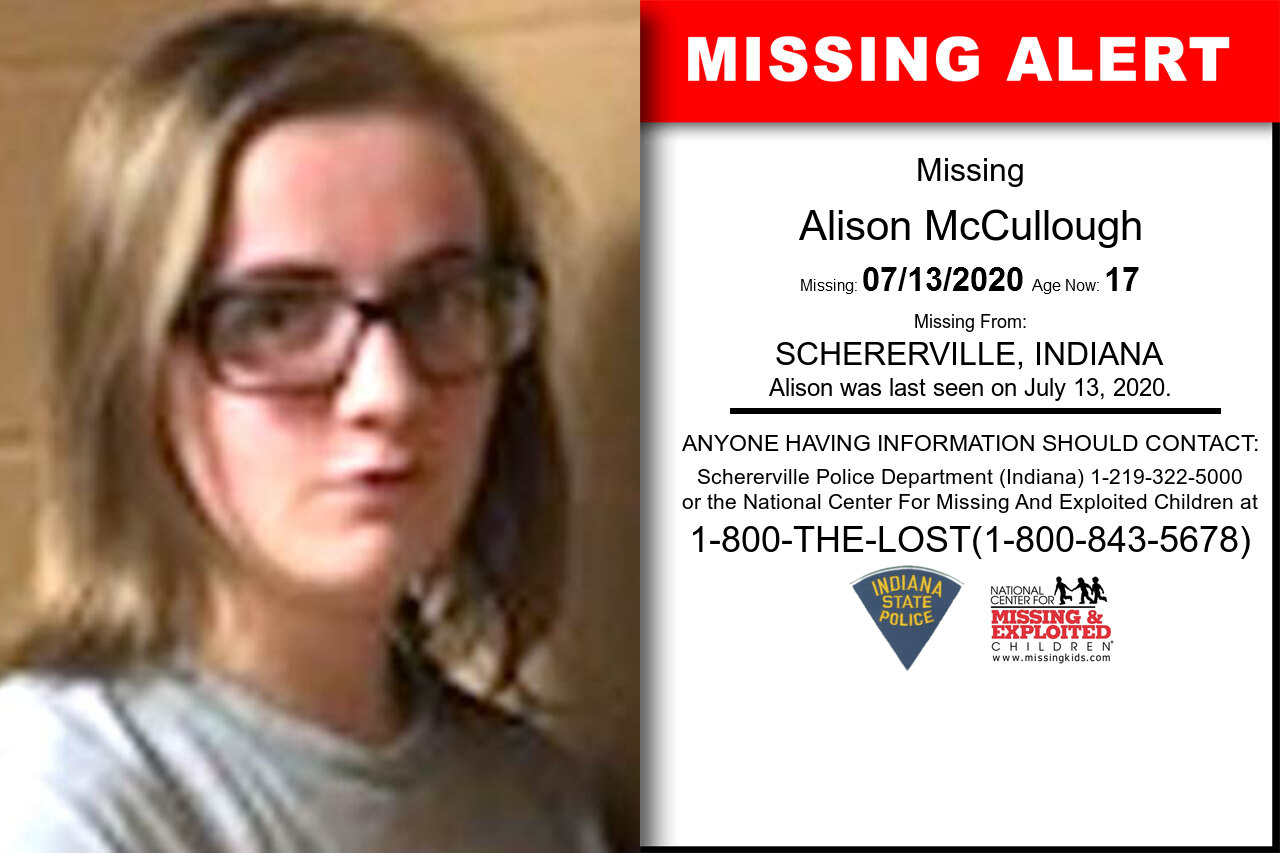 Alison_McCullough missing in Indiana