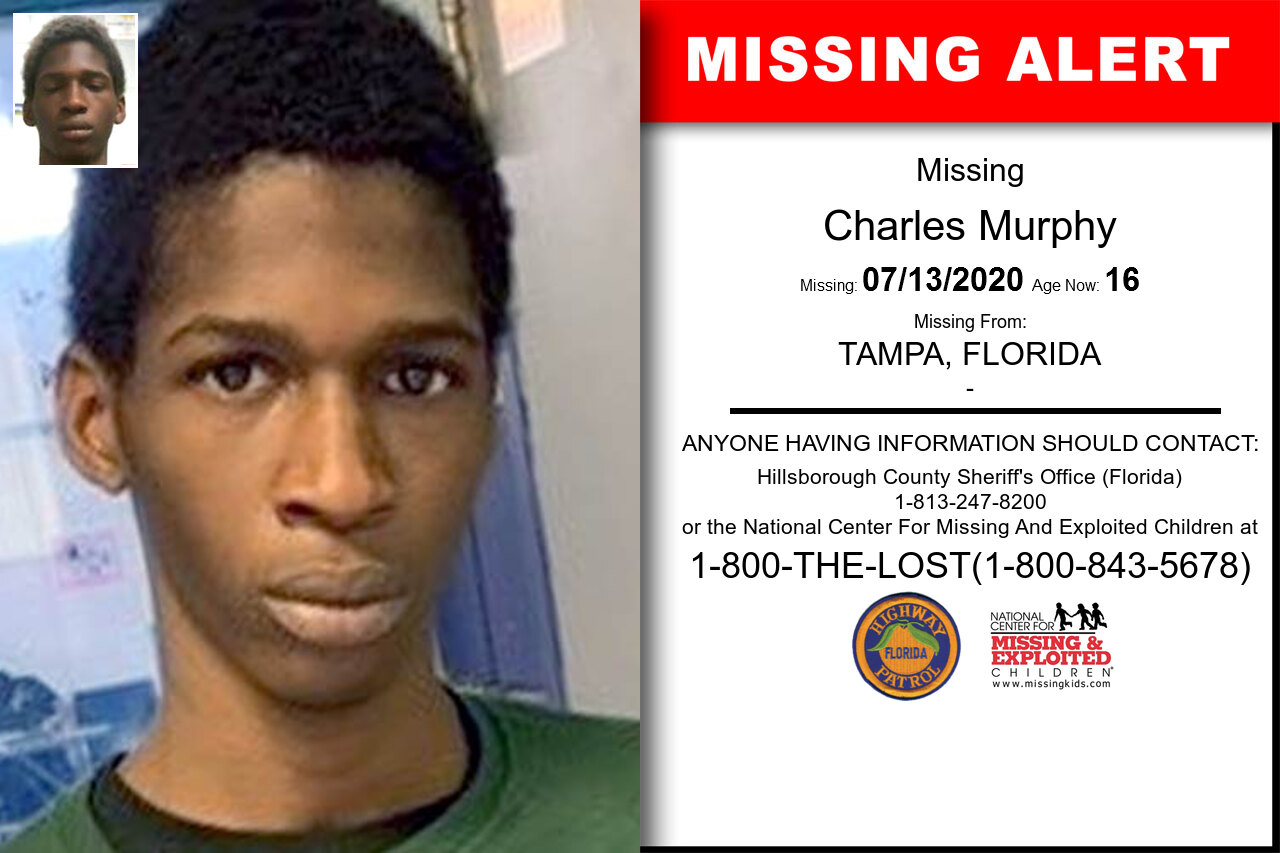 Charles_Murphy missing in Florida