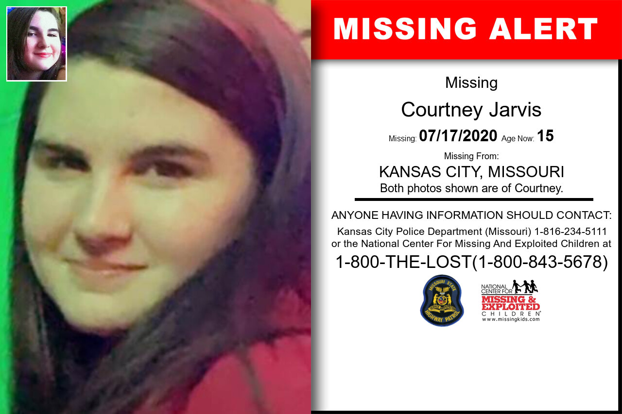 Courtney_Jarvis missing in Missouri