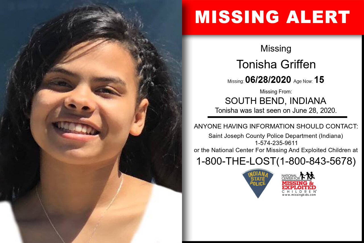Tonisha_Griffen missing in Indiana