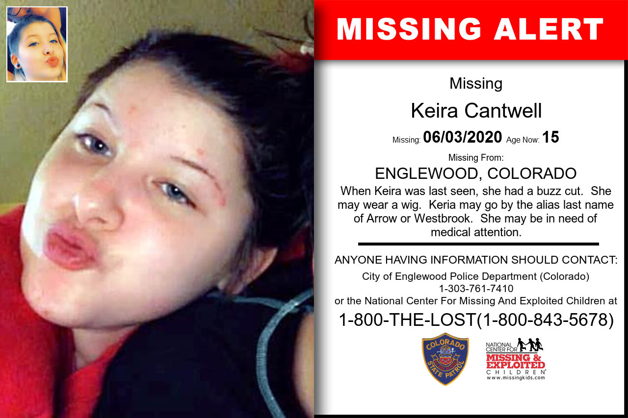 Keira_Cantwell missing in Colorado