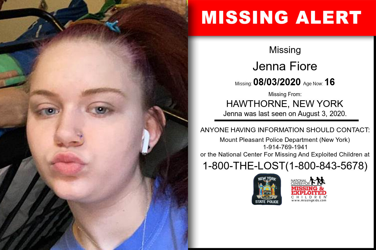 Jenna_Fiore missing in New_York