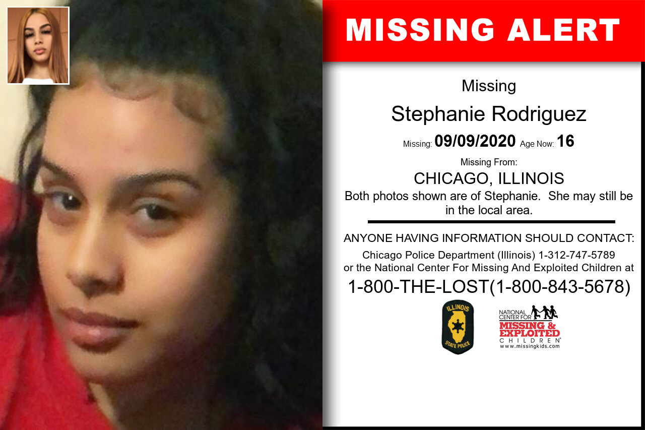 Stephanie_Rodriguez missing in Illinois