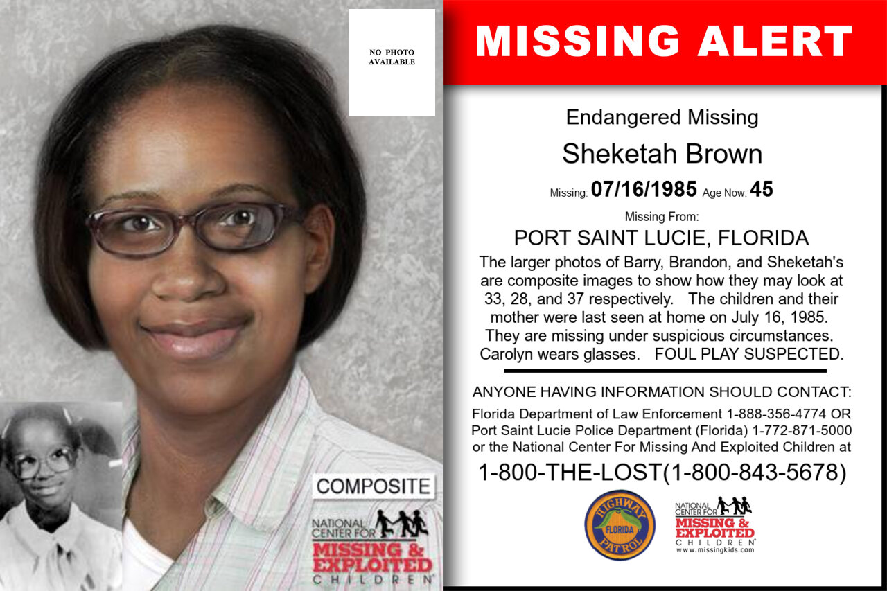Sheketah_Brown missing in Florida