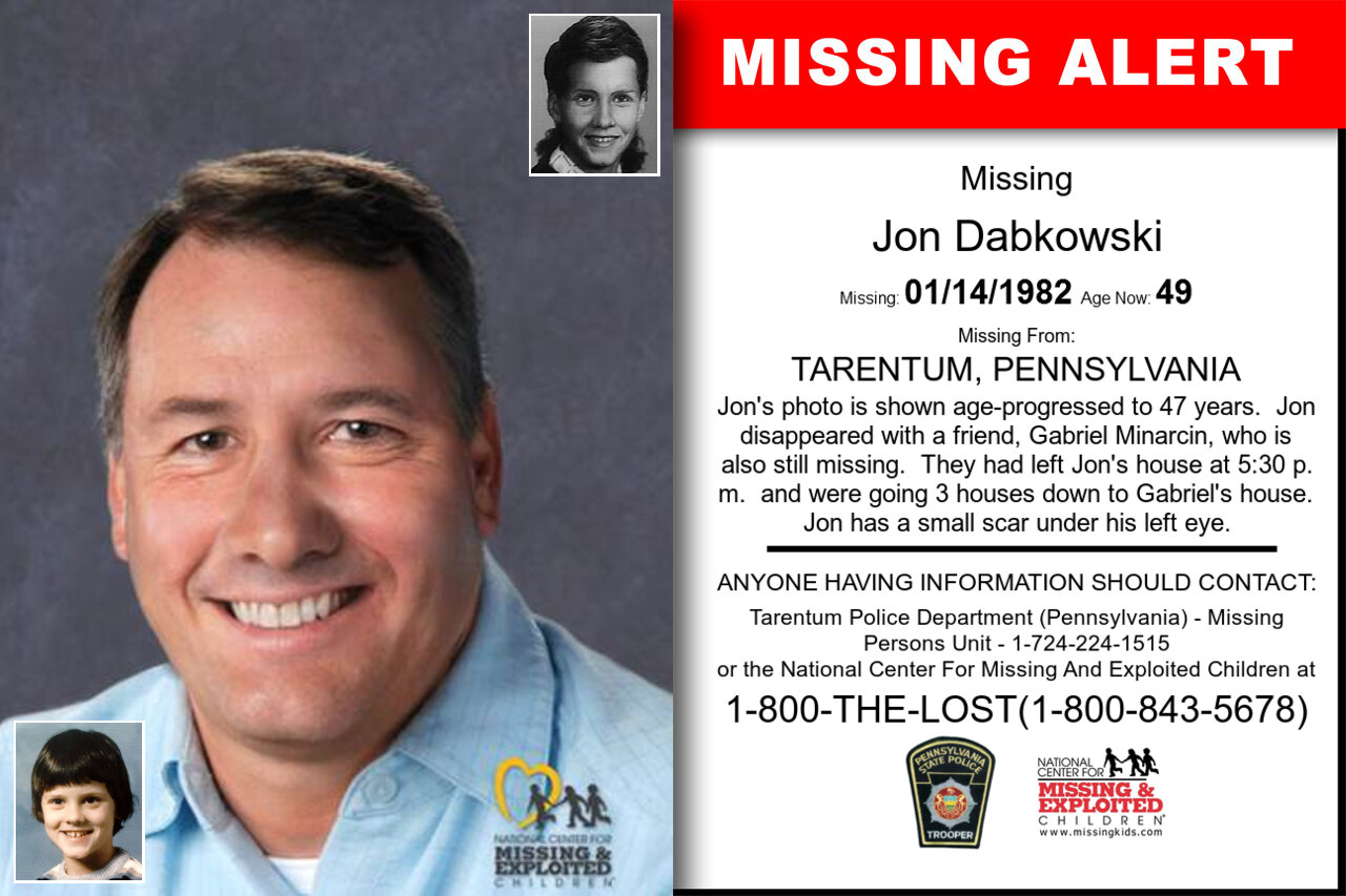 JON_DABKOWSKI missing in Pennsylvania