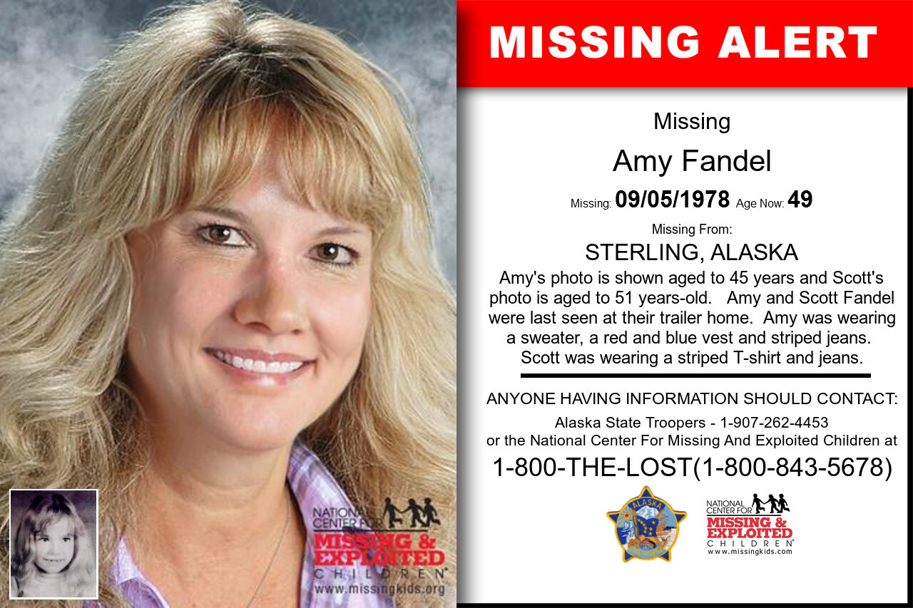 AMY_FANDEL missing in Alaska
