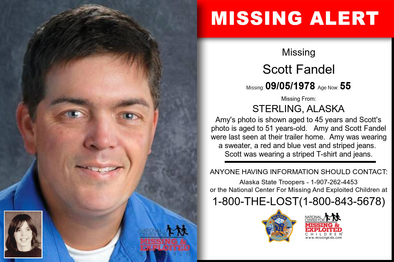 SCOTT_FANDEL missing in Alaska