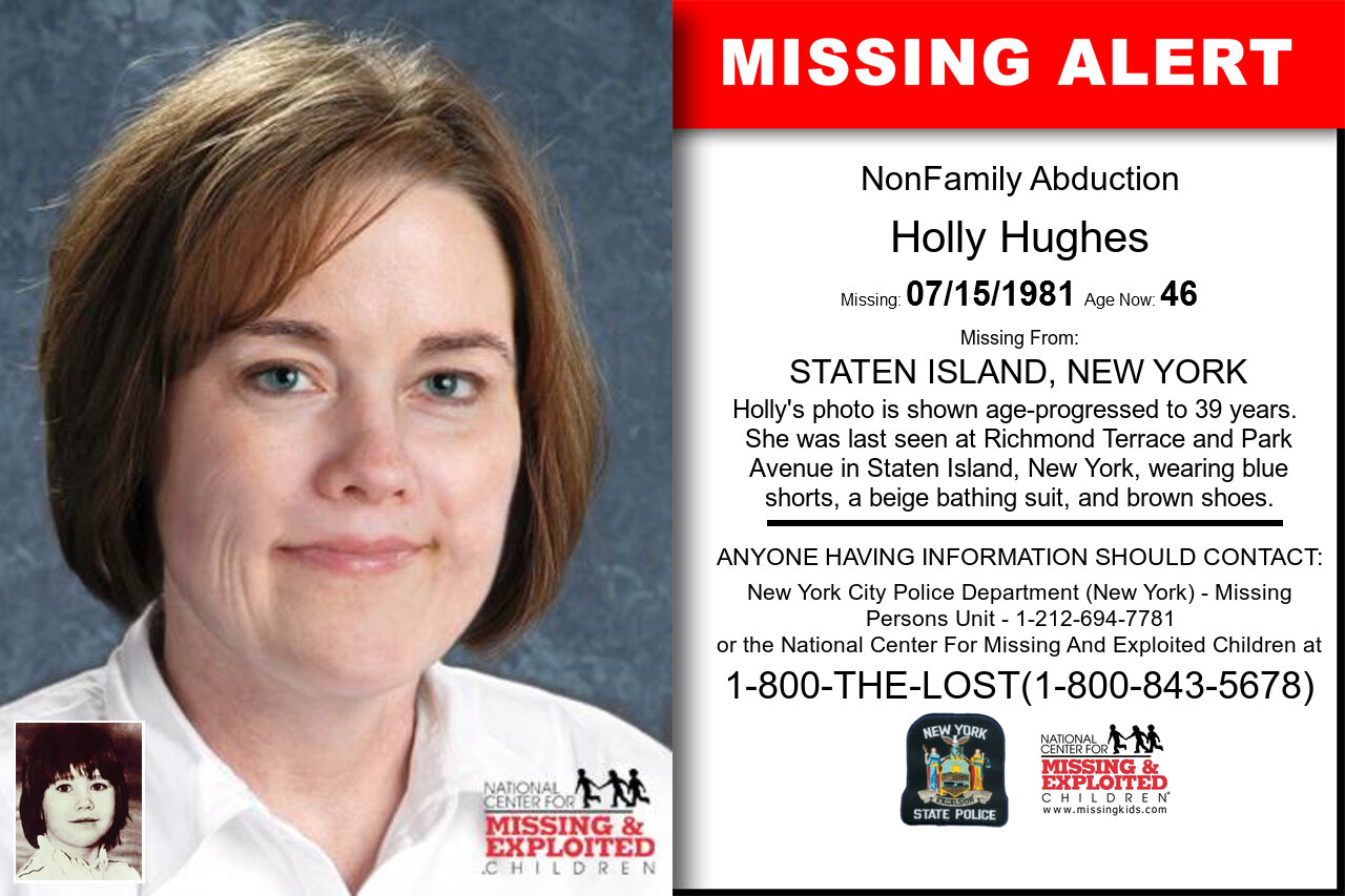 HOLLY_HUGHES missing in New_York