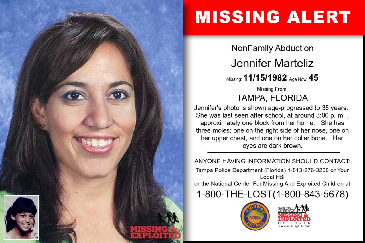 JENNIFER_MARTELIZ missing in Florida