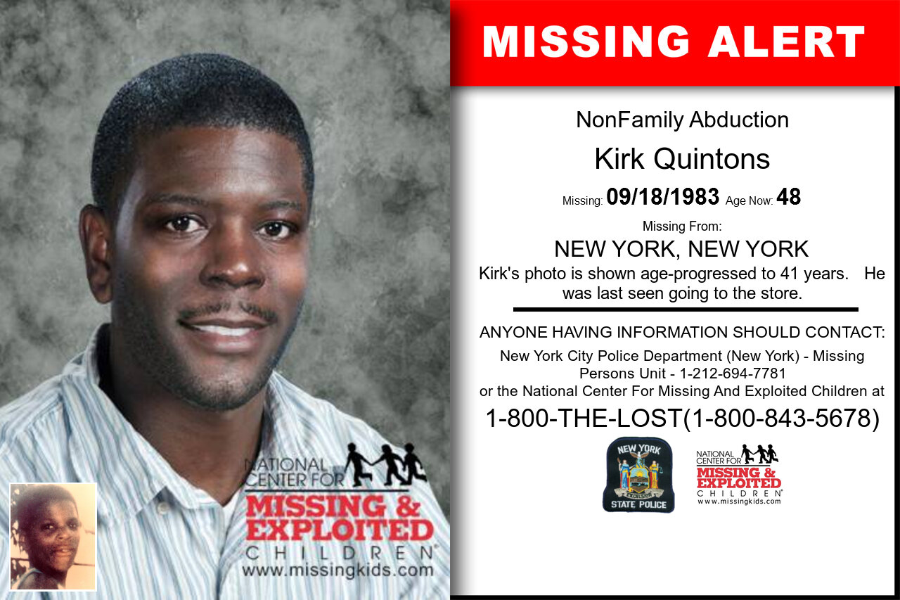 KIRK_QUINTONS missing in New_York