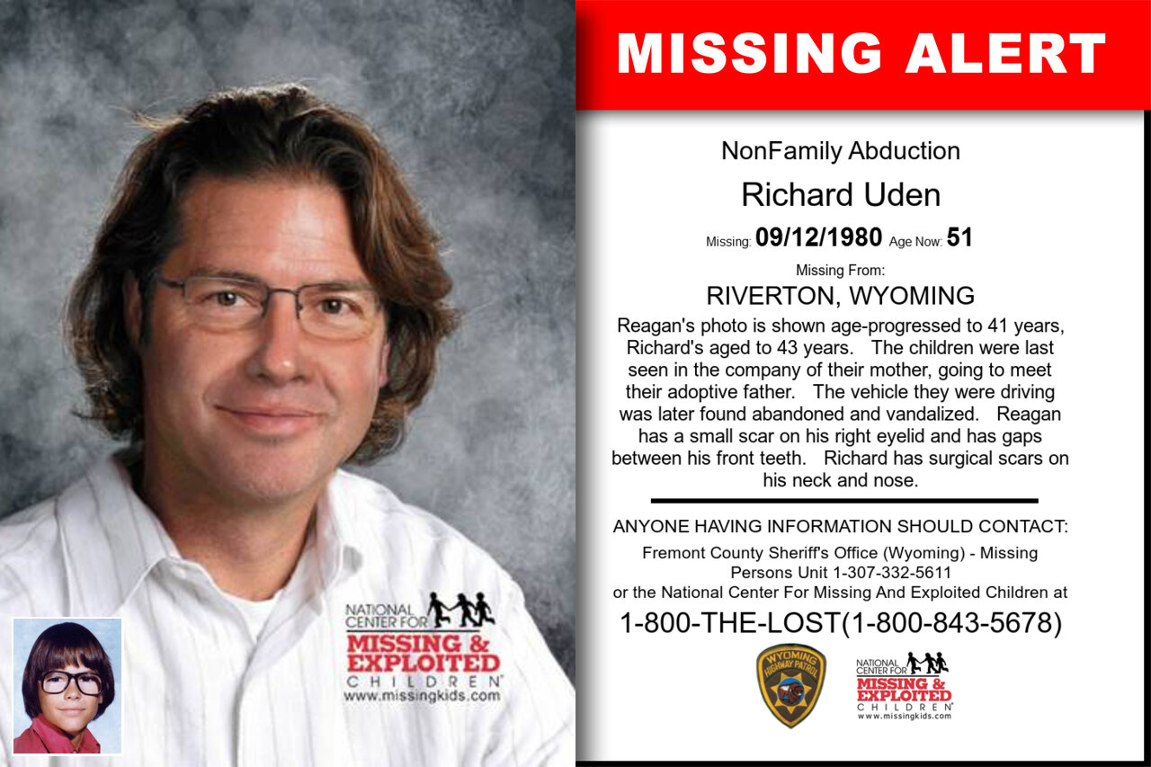 RICHARD_UDEN missing in Wyoming