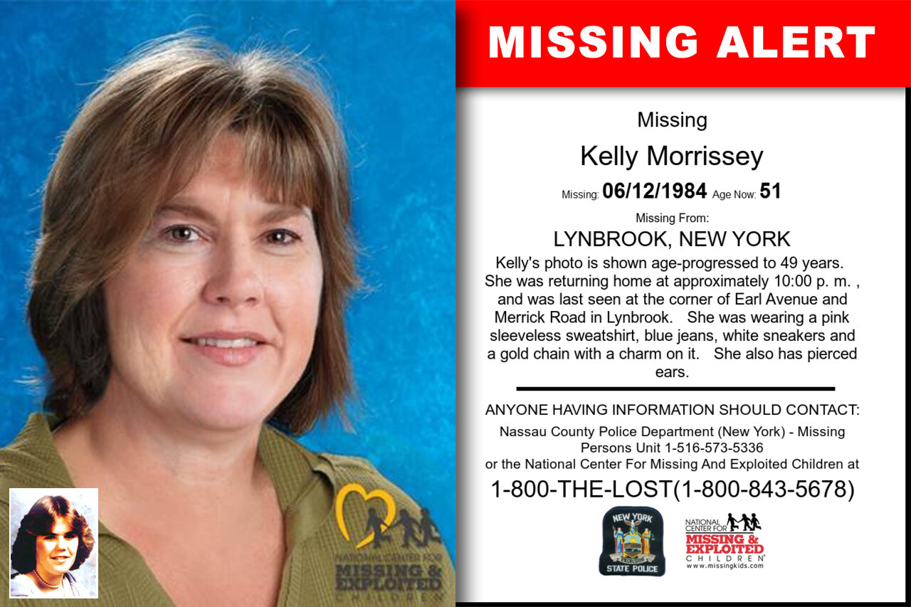 KELLY_MORRISSEY missing in New_York