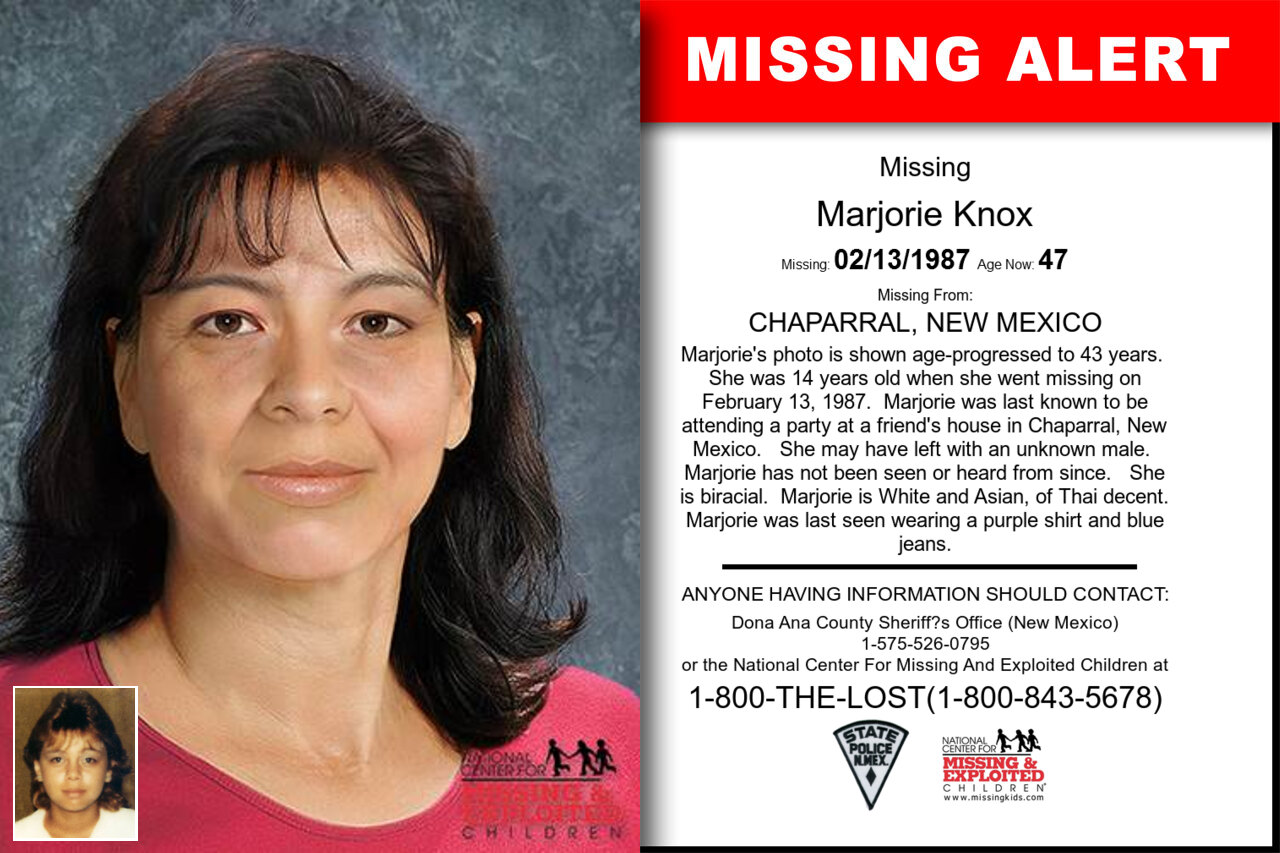 MARJORIE_KNOX missing in New_Mexico
