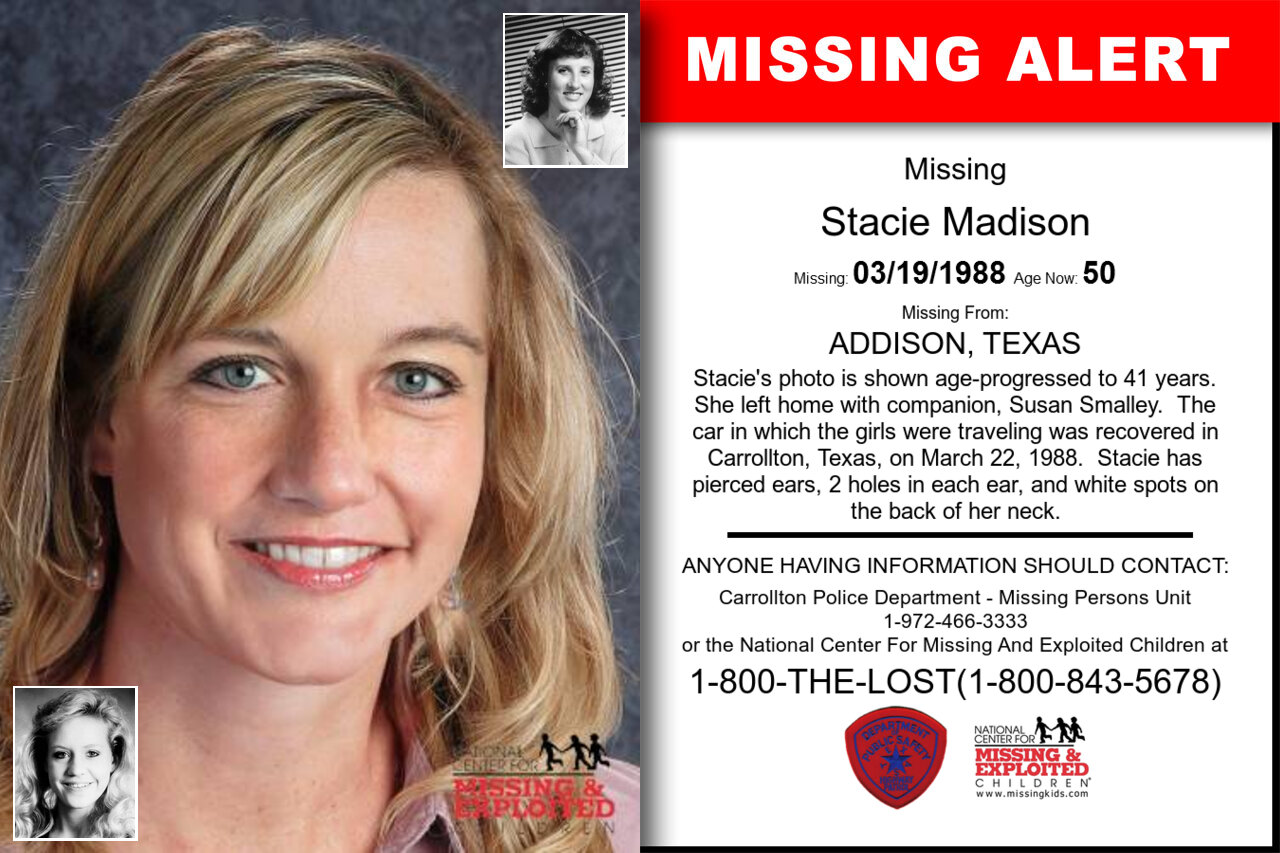 Stacie_Madison missing in Texas