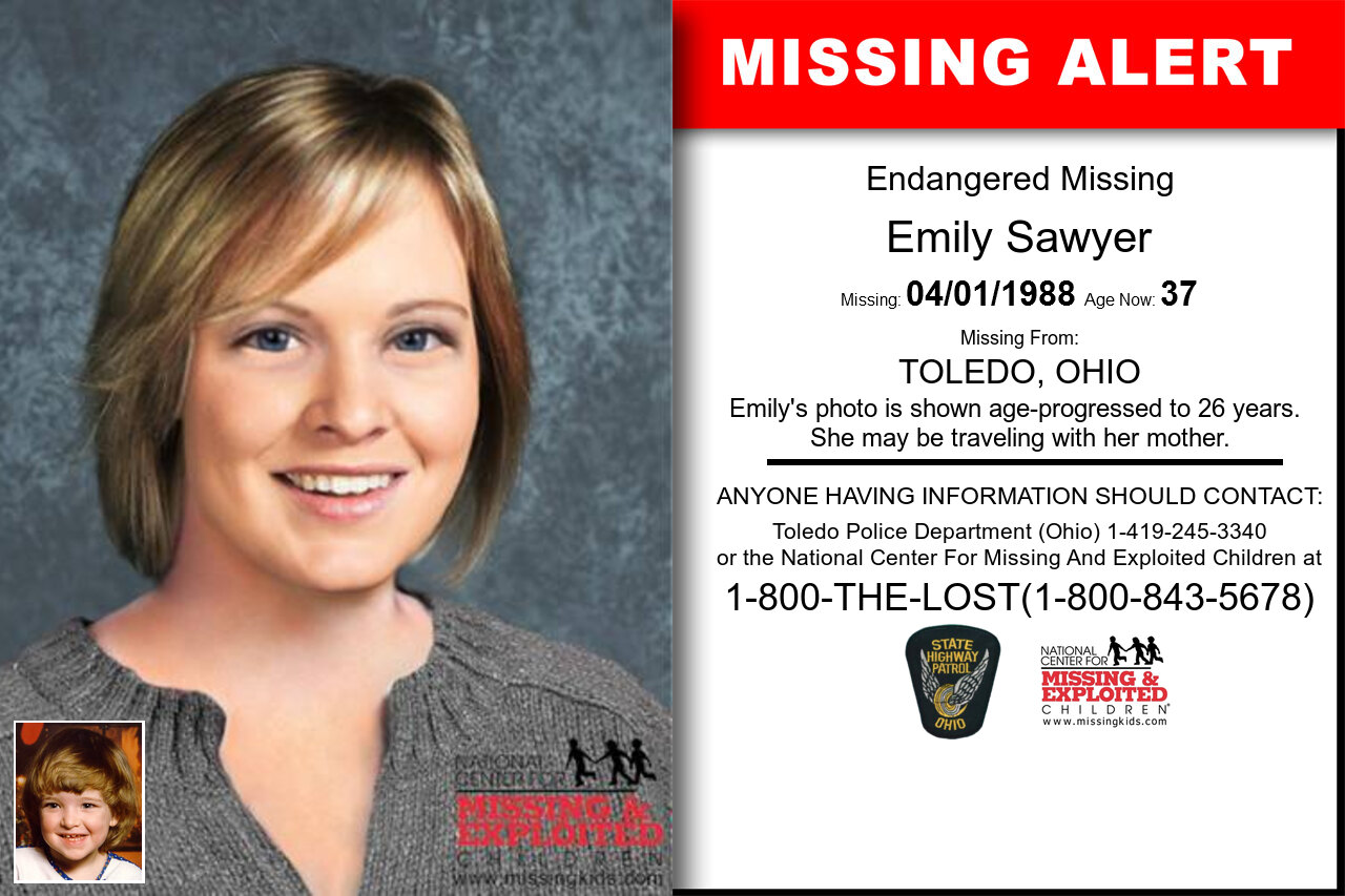 Emily_Sawyer missing in Ohio