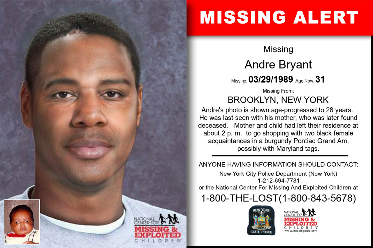 ANDRE_BRYANT missing in New_York