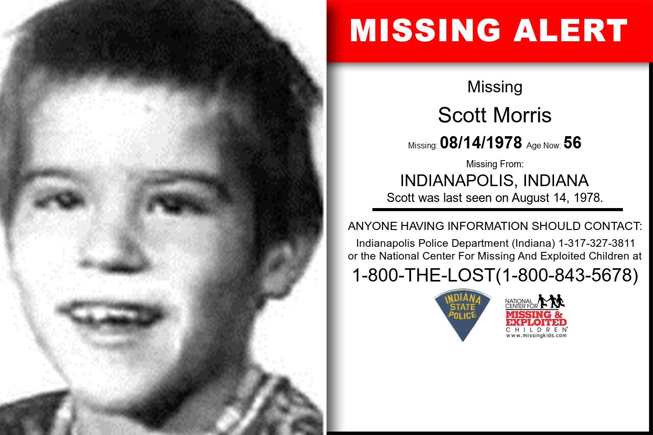 Scott_Morris missing in Indiana