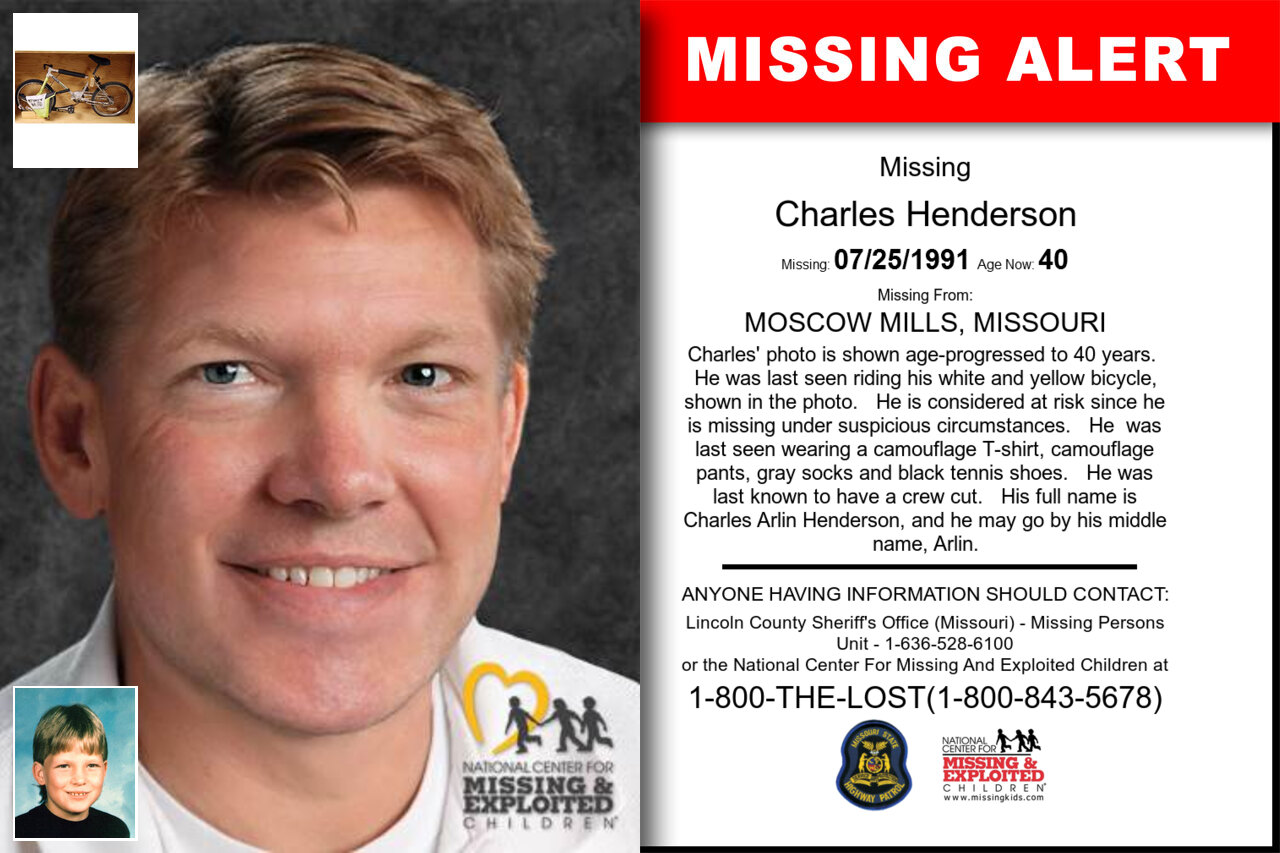 CHARLES_HENDERSON missing in Missouri
