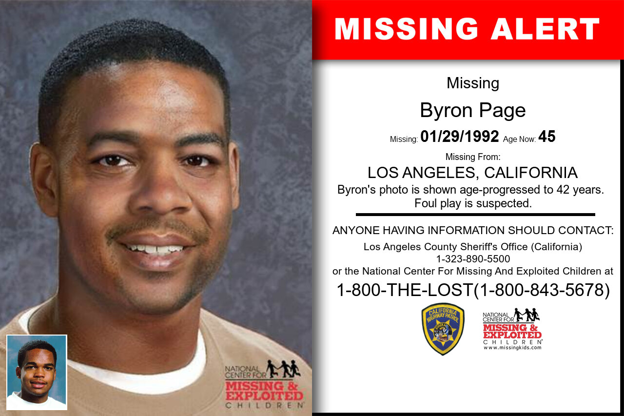 Byron_Page missing in California