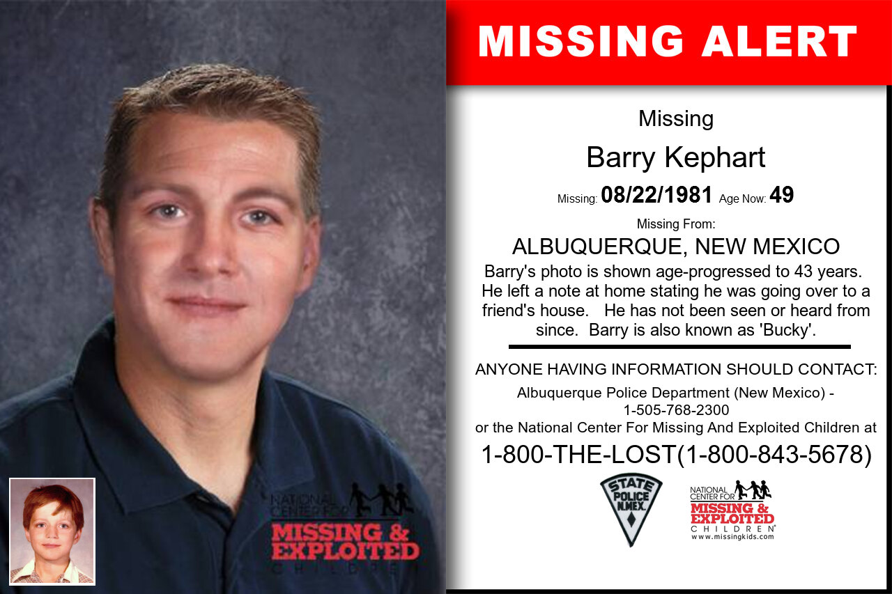 BARRY_KEPHART missing in New_Mexico