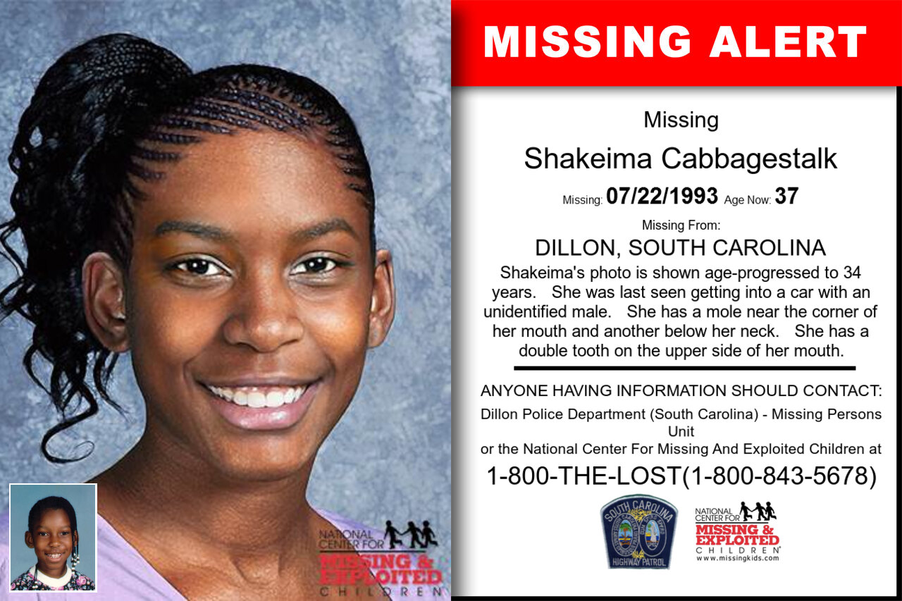 SHAKEIMA_CABBAGESTALK missing in South_Carolina