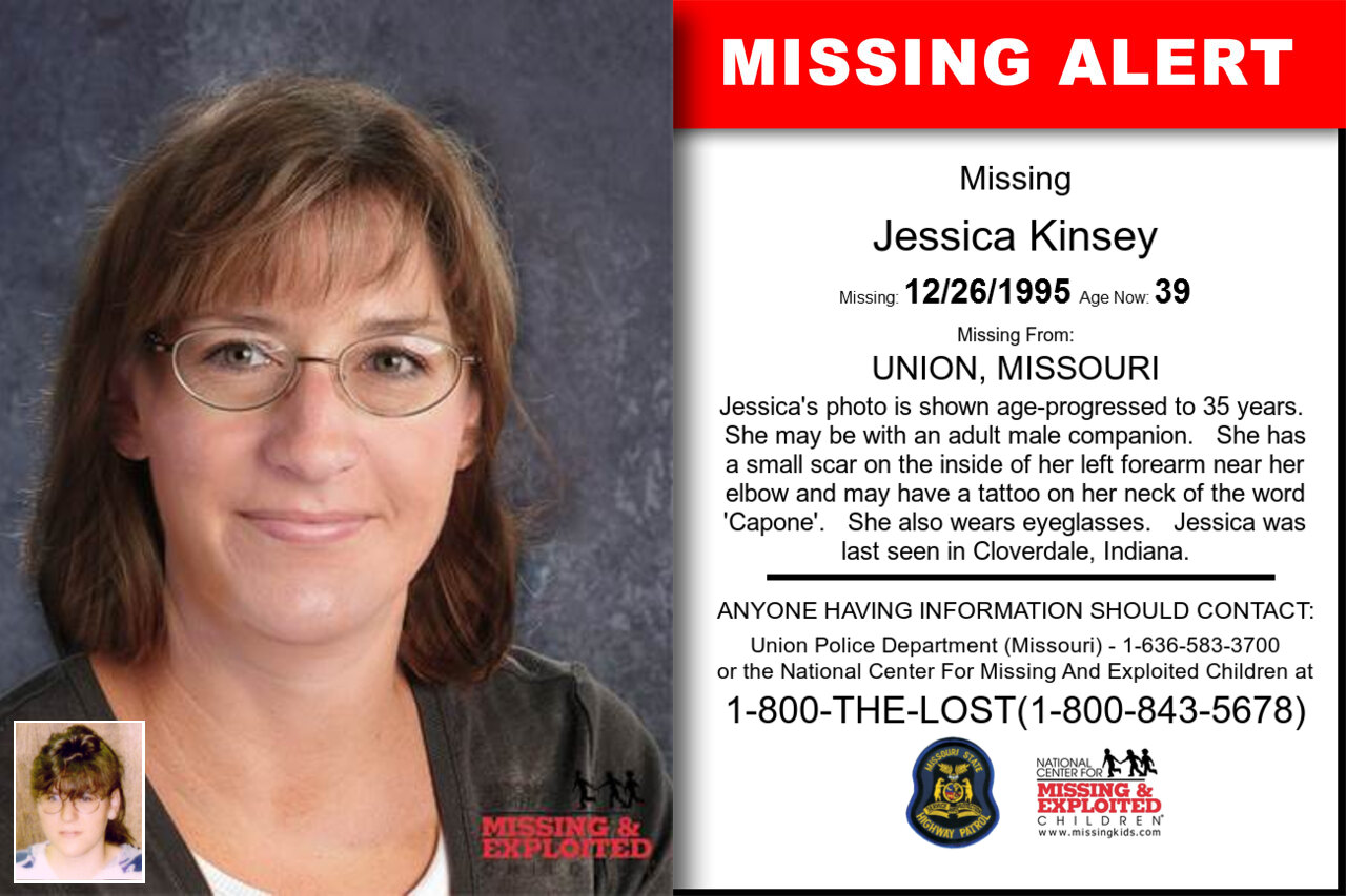 Jessica_Kinsey missing in Missouri