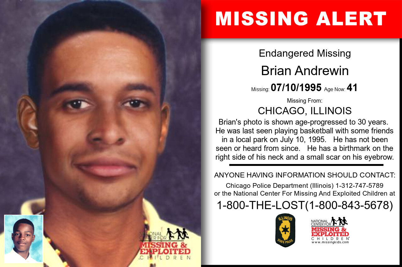 BRIAN_ANDREWIN missing in Illinois
