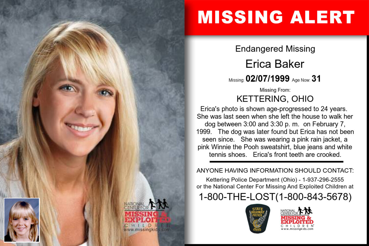 ERICA_BAKER missing in Ohio