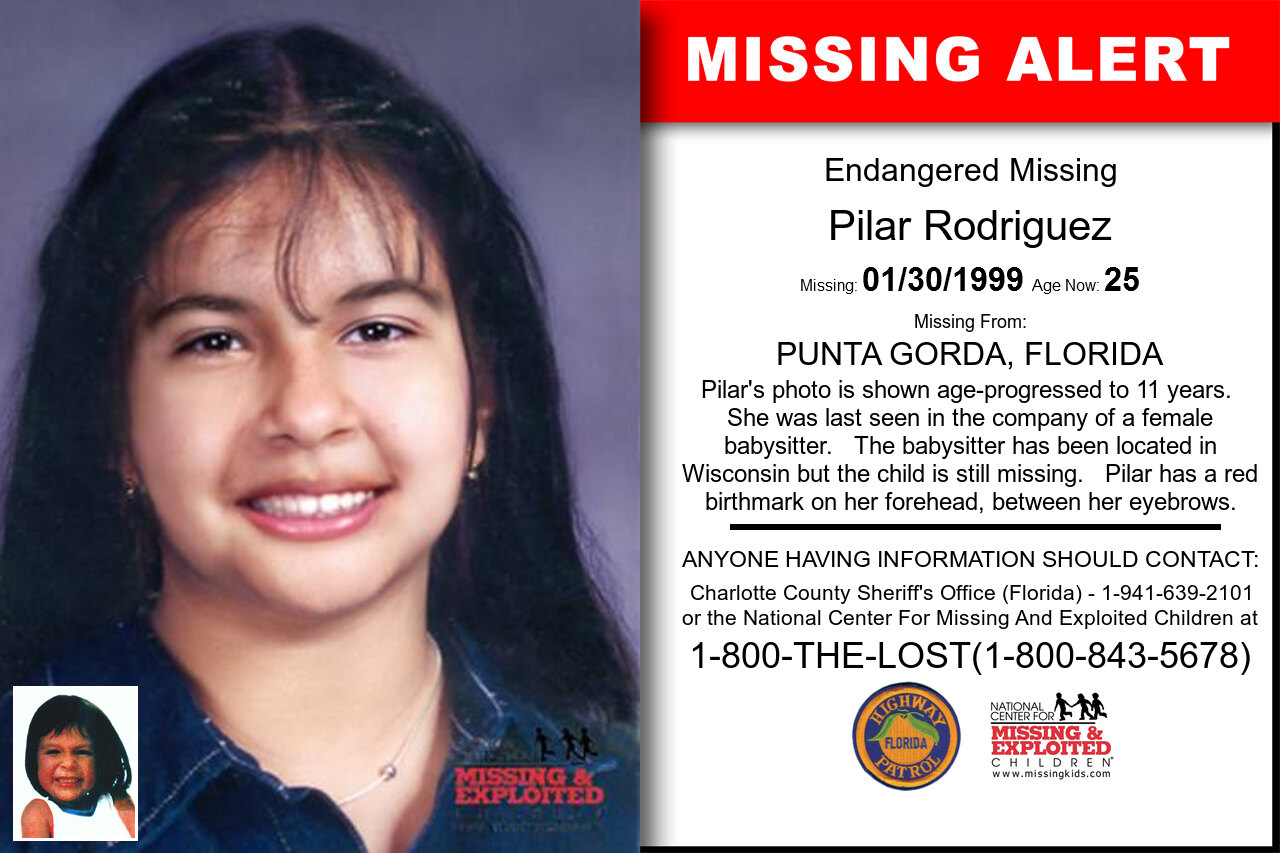 PILAR_RODRIGUEZ missing in Florida
