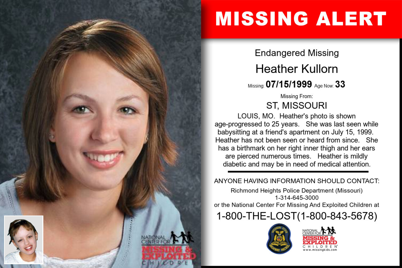Heather_Kullorn missing in Missouri