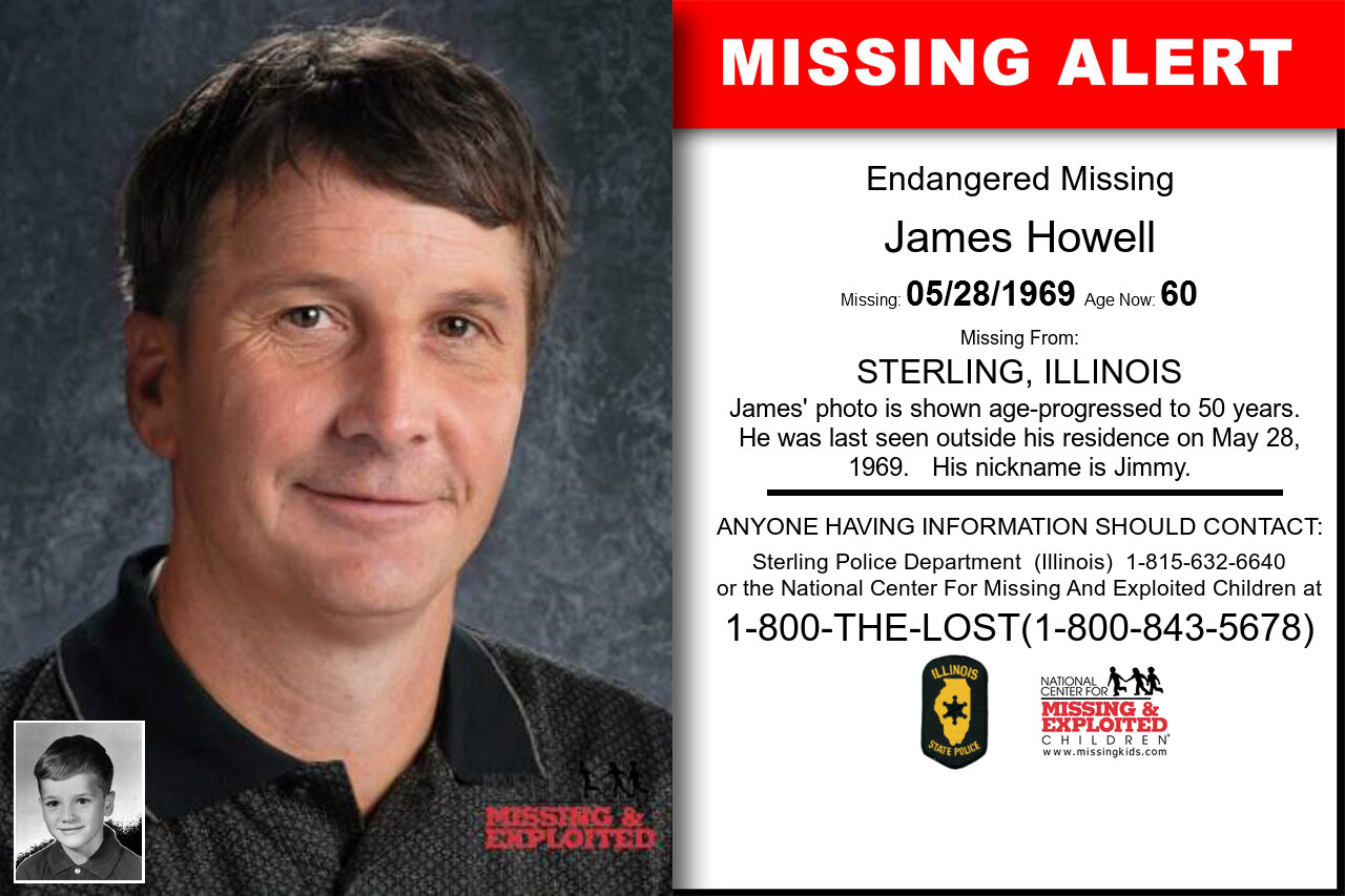 James_Howell missing in Illinois