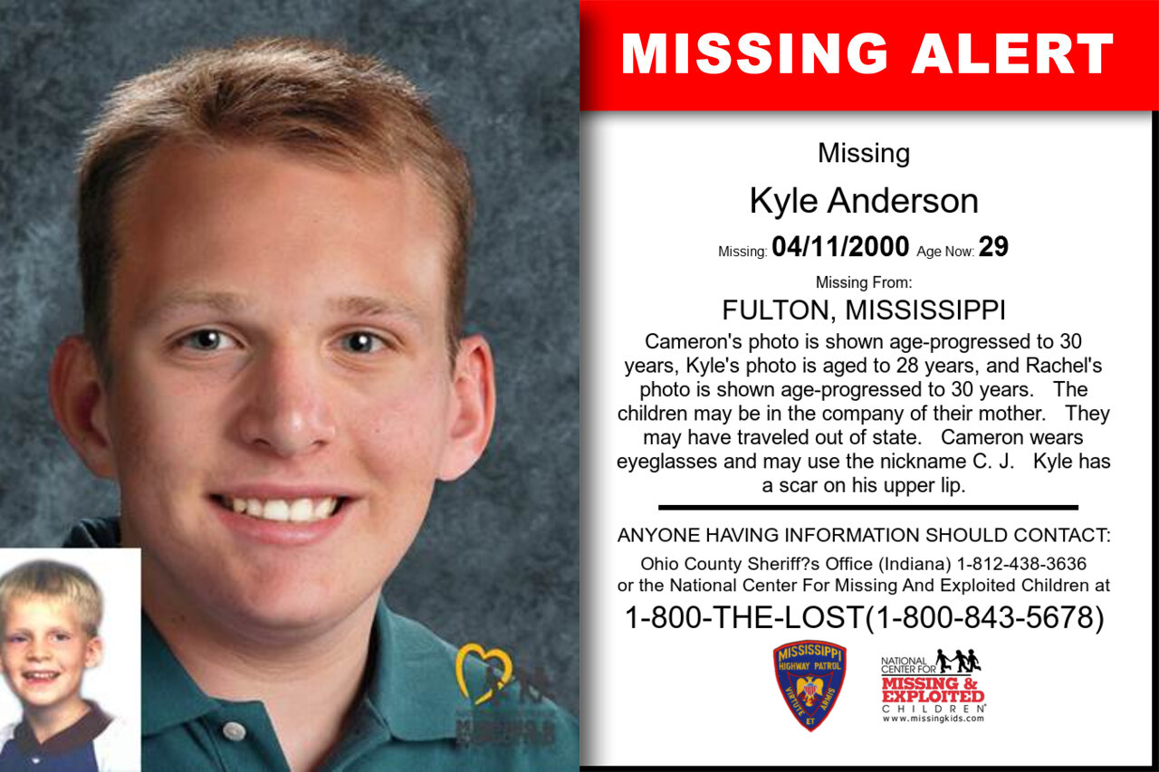 KYLE_ANDERSON missing in Mississippi