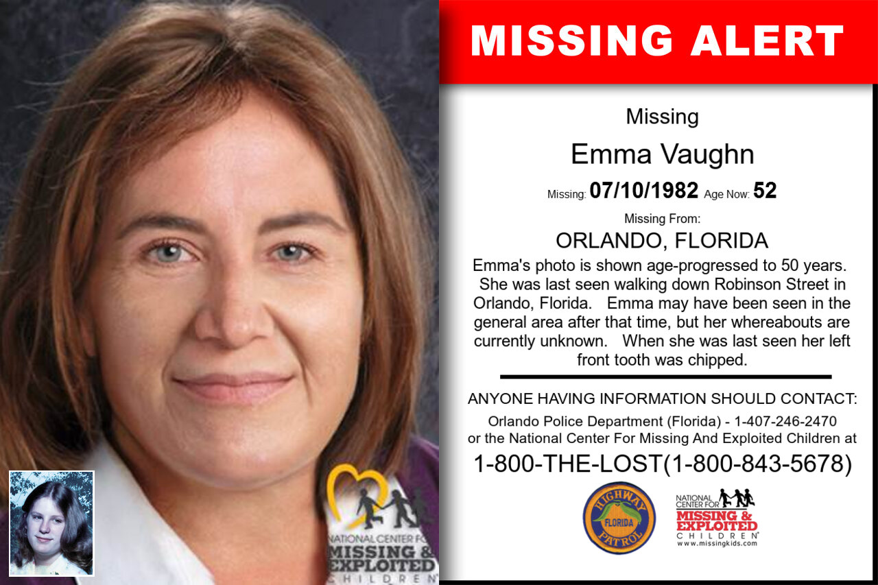 EMMA_VAUGHN missing in Florida