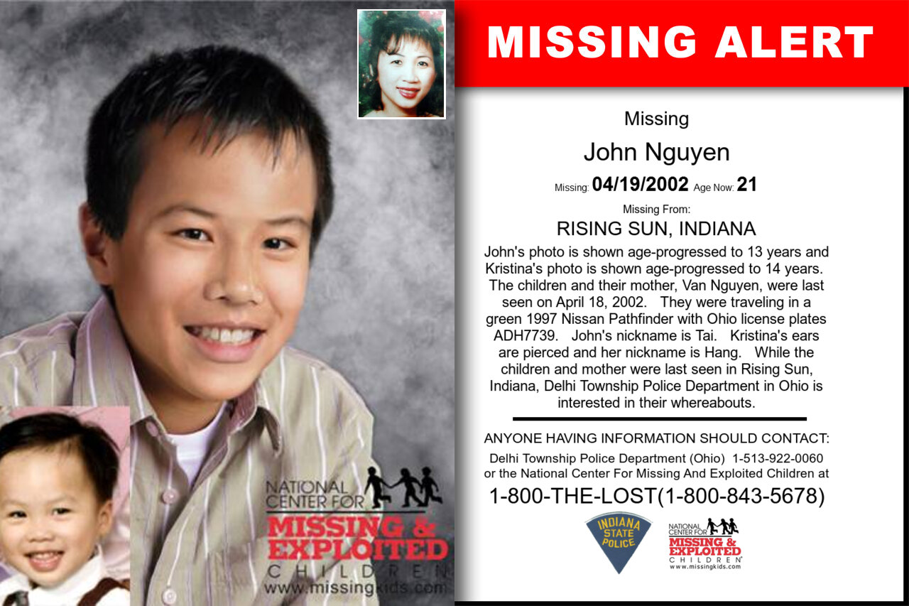 JOHN_NGUYEN missing in Ohio