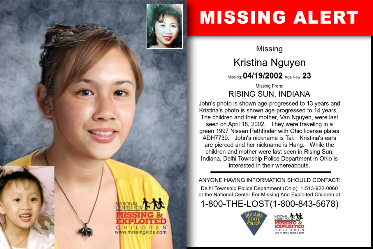 KRISTINA_NGUYEN missing in Ohio