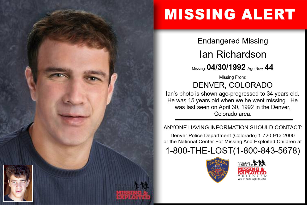IAN_RICHARDSON missing in Colorado