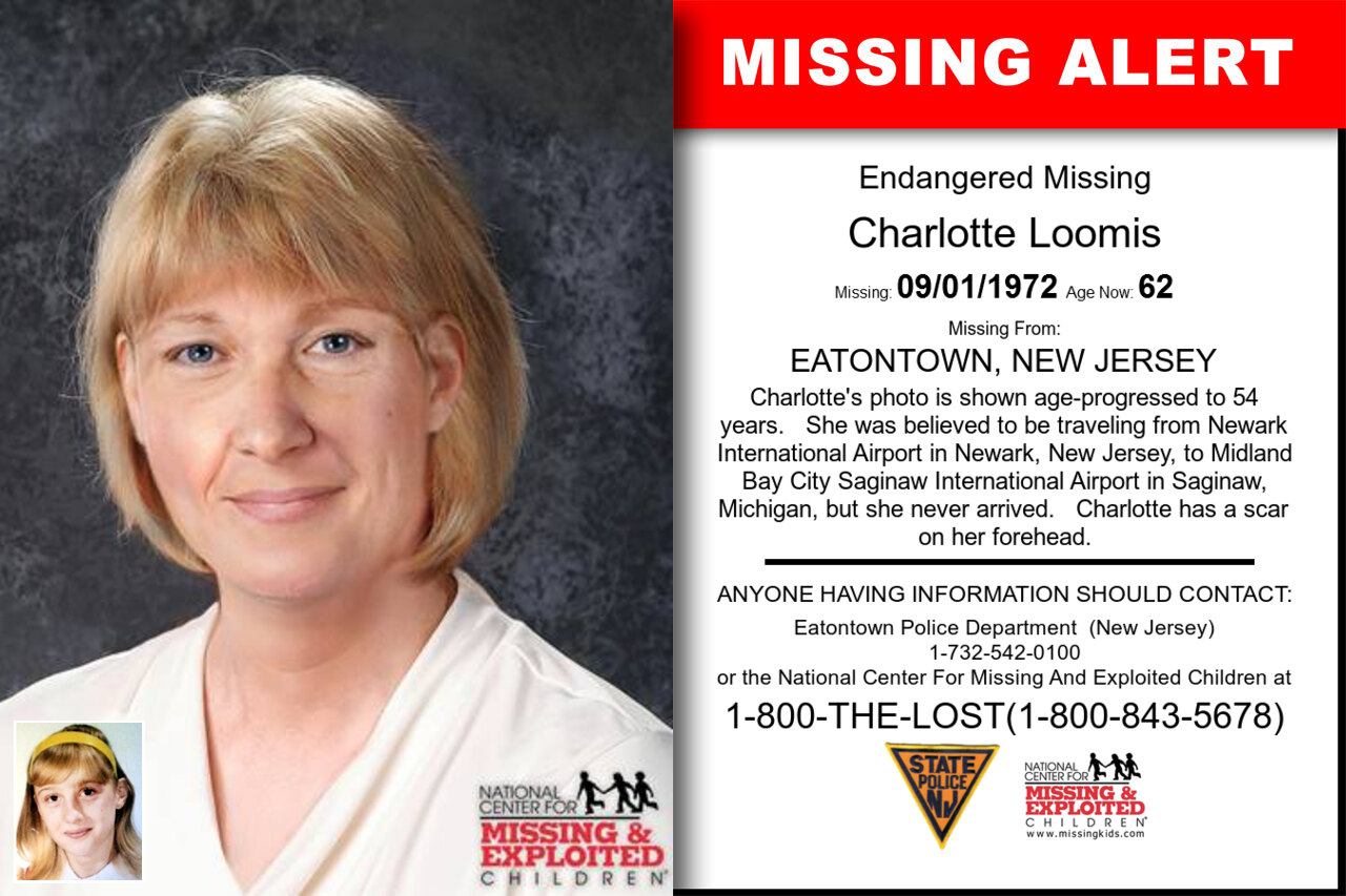 CHARLOTTE_LOOMIS missing in New_Jersey