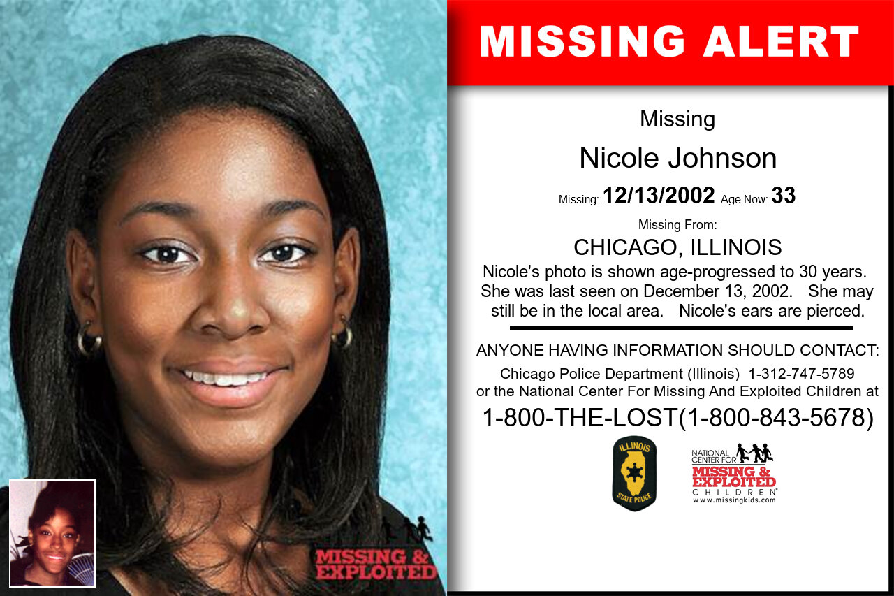 NICOLE_JOHNSON missing in Illinois