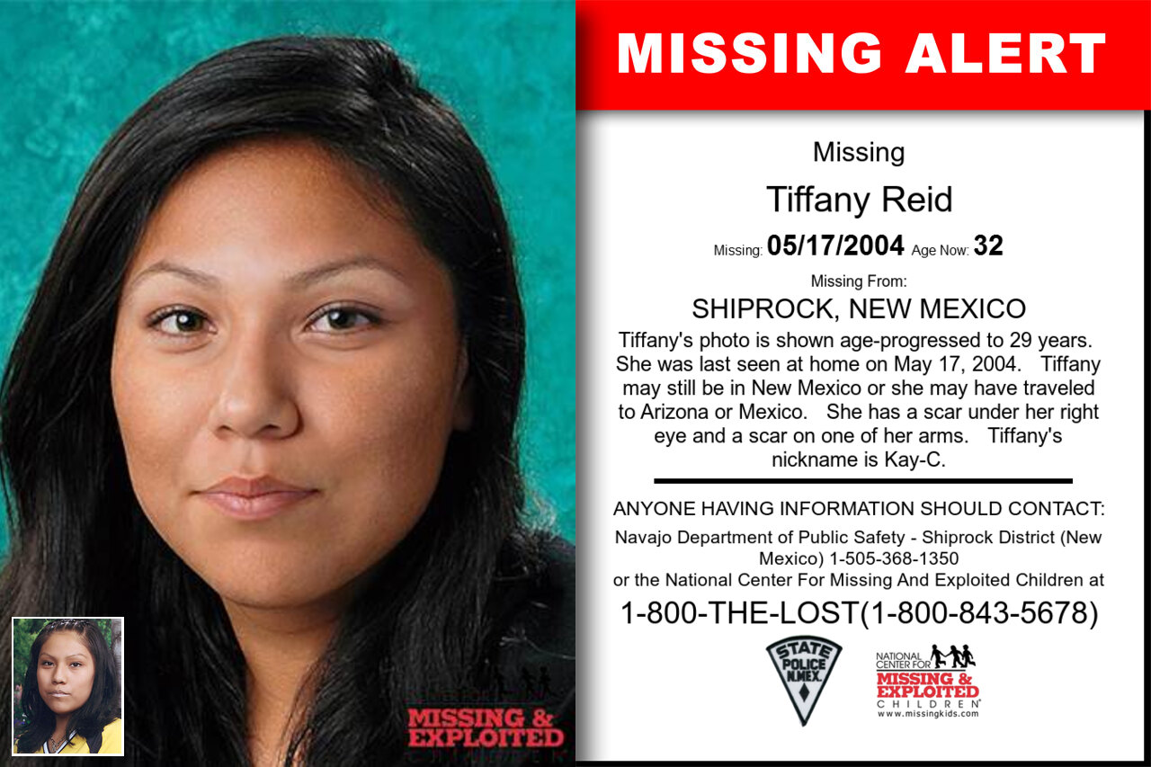 TIFFANY_REID missing in New_Mexico
