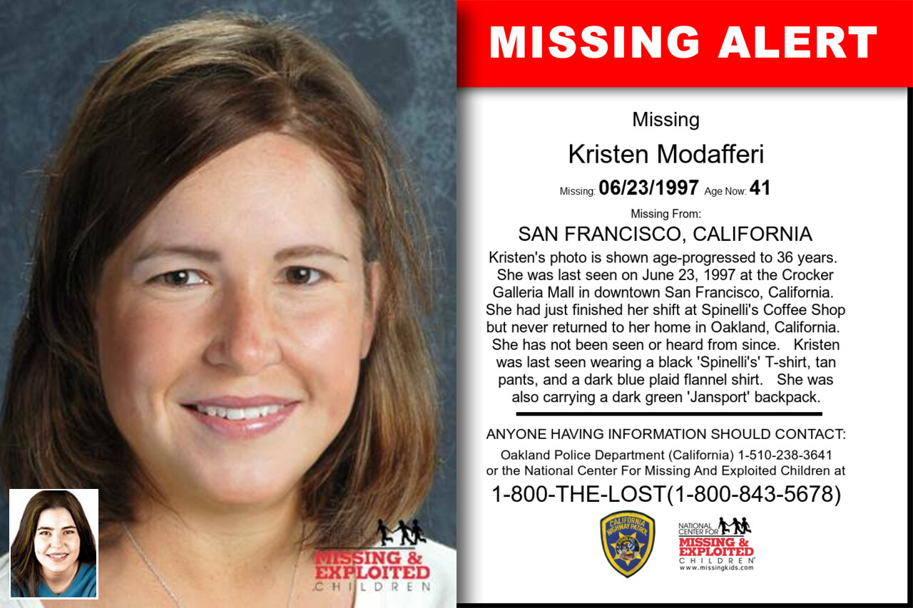 KRISTEN_MODAFFERI missing in California