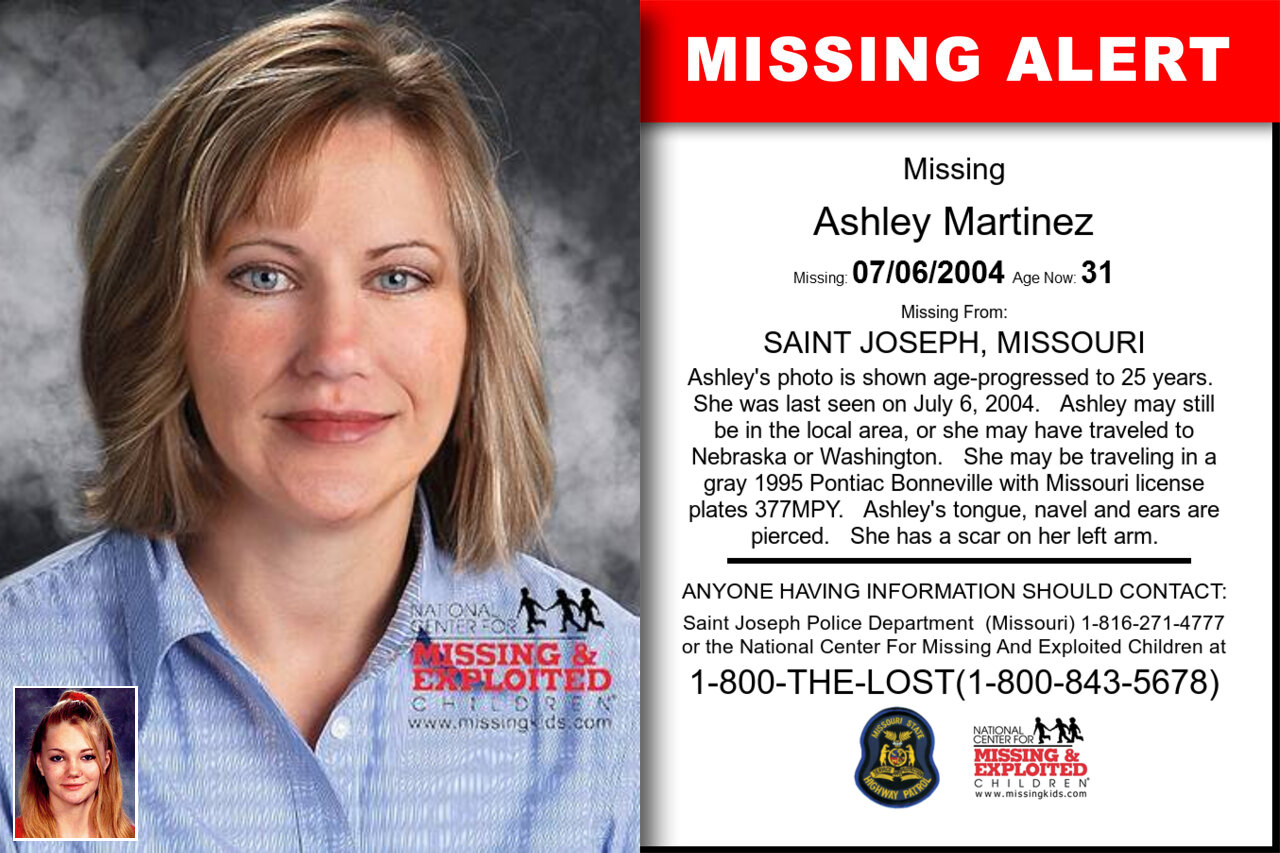 ASHLEY_MARTINEZ missing in Missouri