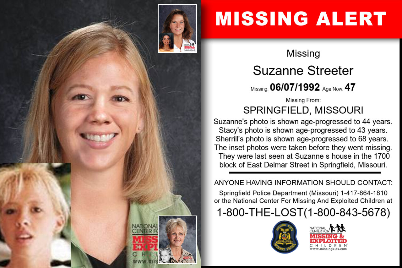 SUZANNE_STREETER missing in Missouri