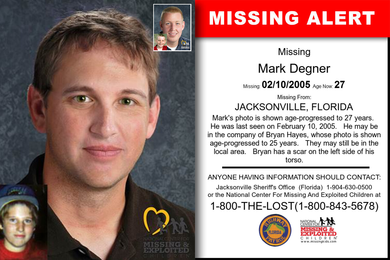 Mark_Degner missing in Florida