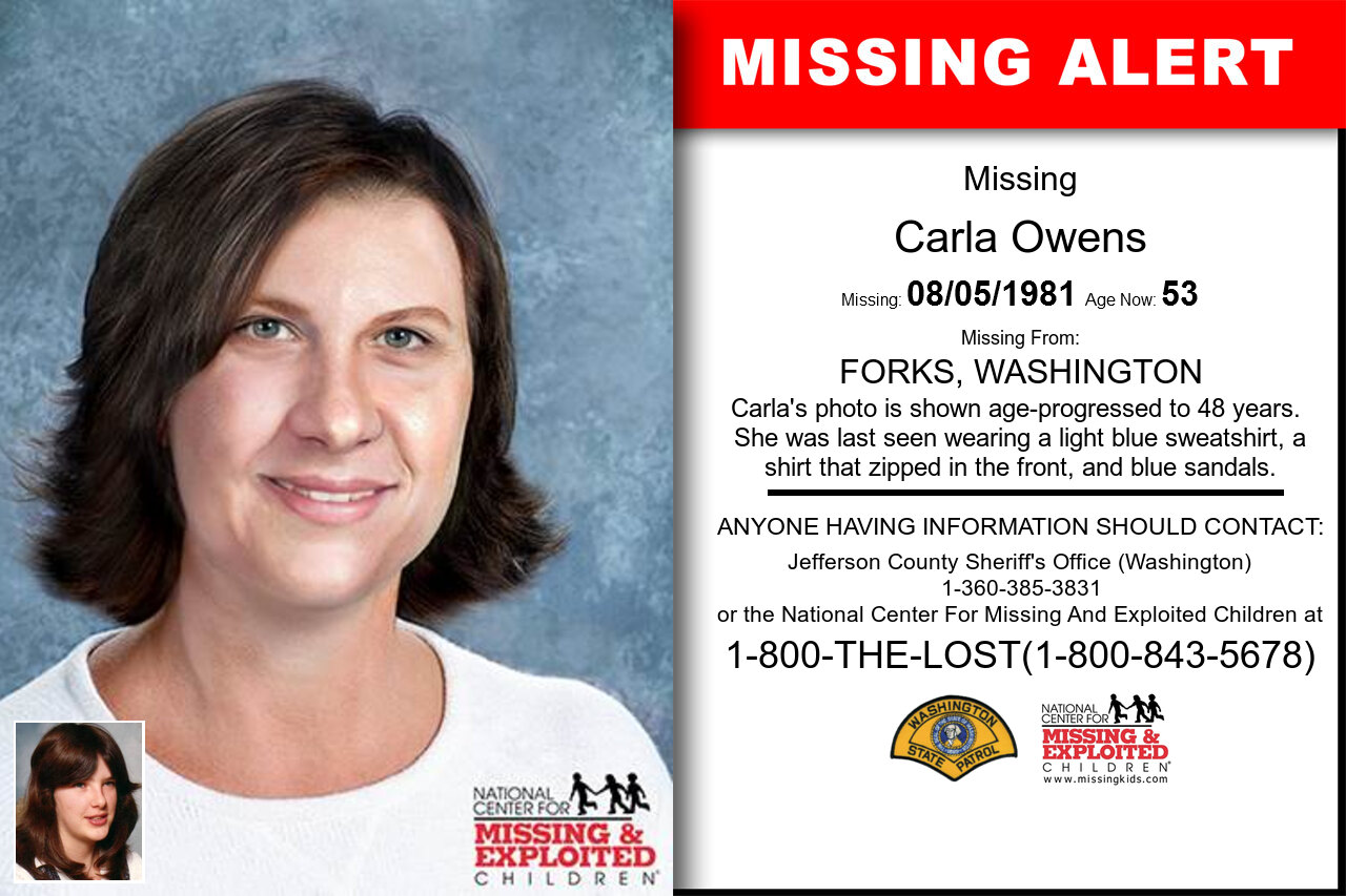 Carla_Owens missing in Washington