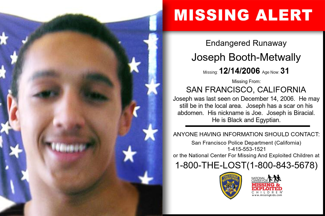 Joseph_Booth-Metwally missing in California
