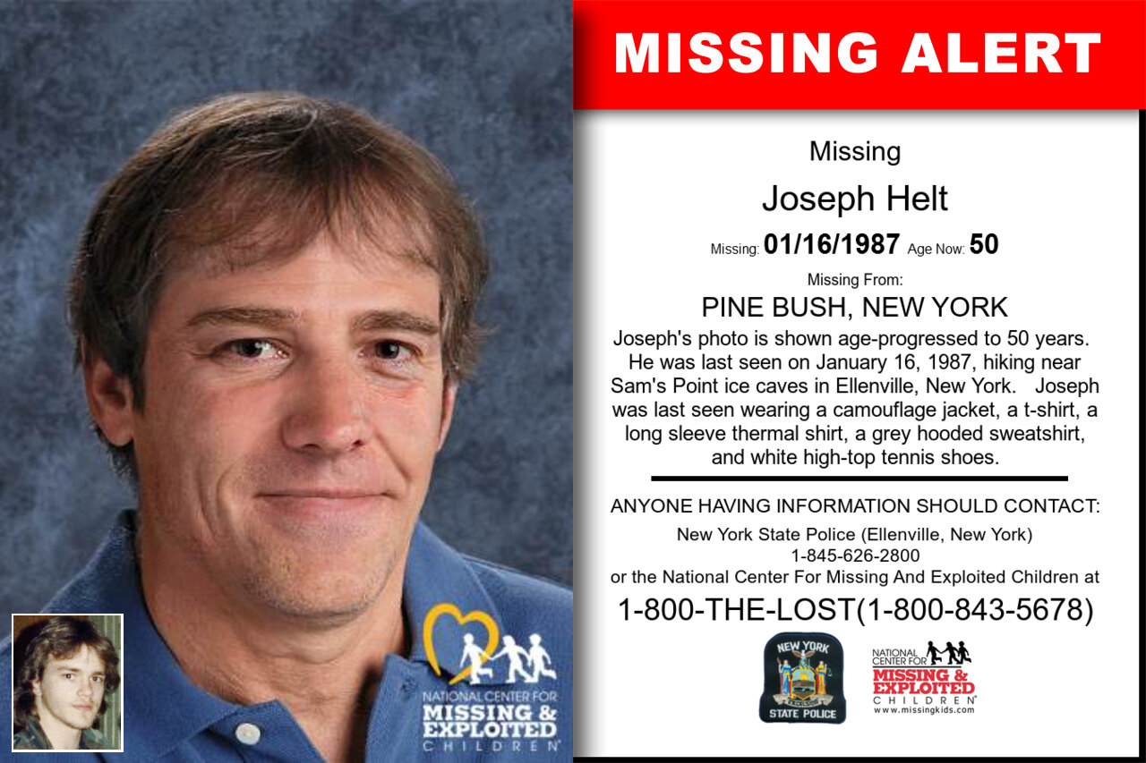 Joseph_Helt missing in New_York