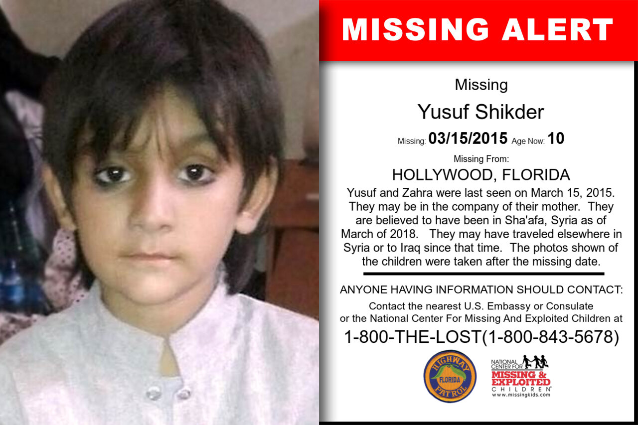 Yusuf_Shikder missing in Florida